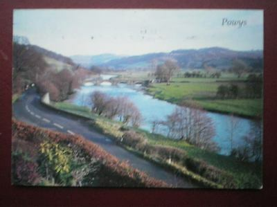 Postcard Montgomeryshire Machynlleth - The Dover Valley