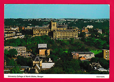 University College of North Wales, Bangor. Theater and Students' Union Buildings