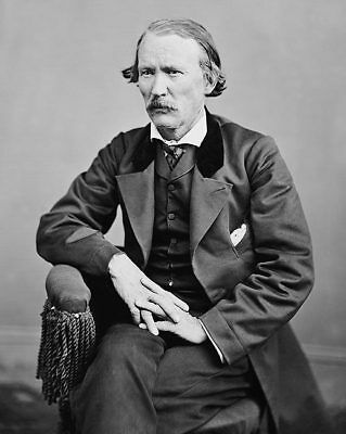 Kit Carson Famous Old West Scout Portrait 11x14 Silver Halide Photo Print