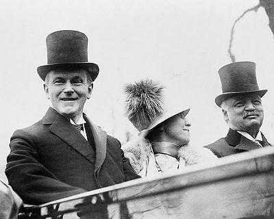 President Calvin Coolidge and First Lady Grace 11x14 Silver Halide Photo Print