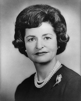 Lady Bird Johnson Official First Lady 11x14 Silver Halide Photo Print