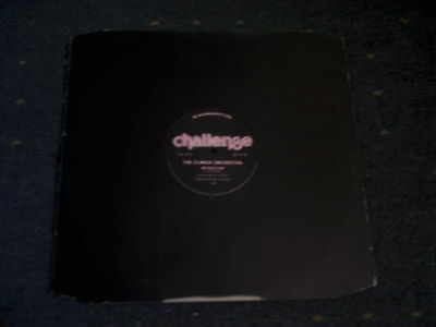 """The Climax Orchestra-Interaction 12"""" Single"""