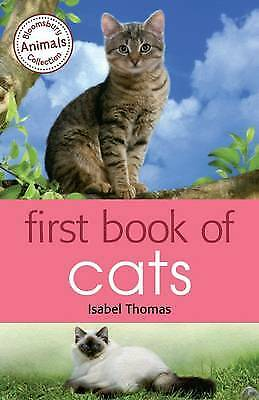 First Book of Cats, Isabel Thomas, New