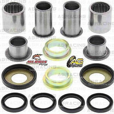 All Balls Swing Arm Bearings & Seals Kit For Suzuki RM 250 1990 90 Motocross