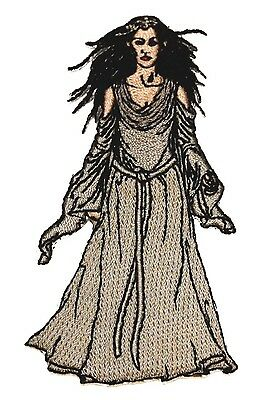 Lord of the Rings Fellowship Elf Arwen Daughter of Elrond Iron On Applique Patch