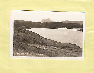 SUILVEN   from ELPHIN   ,   SUTHERLAND     ,  SCOTLAND  (M12)