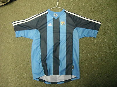 Djurgardens FC 11/12 Yrs Large Boys 152cm Home Football Shirt