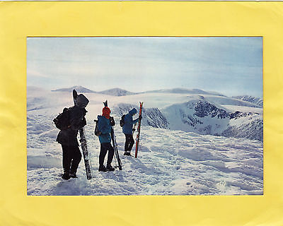SUMMIT of   CAIRNGORM       ,  INVERNESS ,  Highland ( L62 )