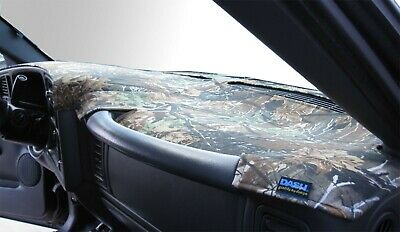 Ford Van E-Series 2009-2017 Dash Board Cover Mat Camo Game Pattern