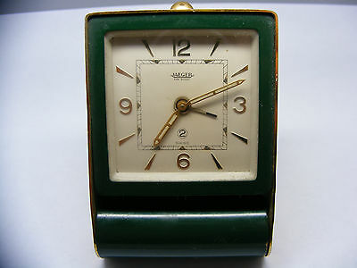 JAEGER TRAVEL CLOCK circa 1930s