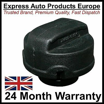 Central Locking Black Fuel Tank Filler Cap Vauxhall Meriva Tigra MK1