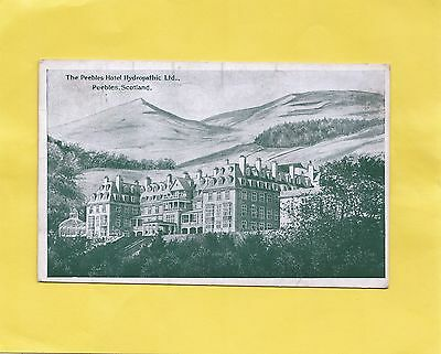 THE  PEEBLES  HOTEL  HYDROPATHIC  LTD    Borders  ( A78 )