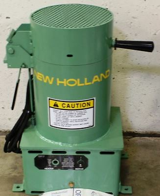 New Holland Model K11 Chip Spinner/Wringer