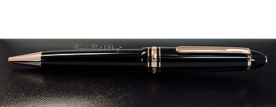 NEW Mont Blanc Meisterstuck 4810 Le Grand 90 Years Ed. 111069 Ball Point Pen