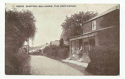 Shipton Bellinger, The Post Office. e.1900s. nr. Amesbury,Salisbury & Andover