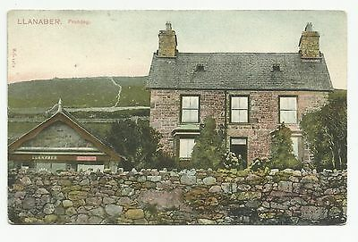 Llanaber Frondeg. e.1900s. By K Ellis Post Office nr. Barmouth Wales