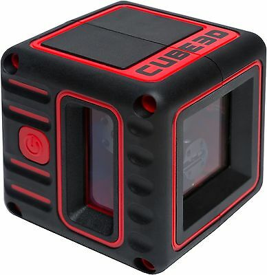 AdirPro Cube 3D Laser Self leveling Cross line laser level
