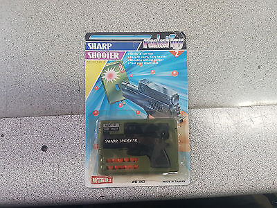 Vintage 1980s WanDa Pocket Toy Sharp Shooter - Sega Pocket Power sealed