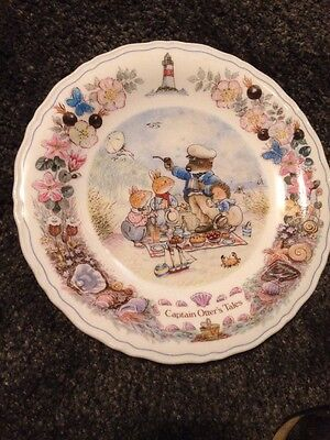 Captain Otters Tales Plate