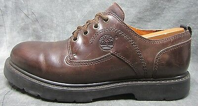 TIMBERLAND * US 8.5 * Waterproof Leather Casual / Work Shoes Reinforced Toe