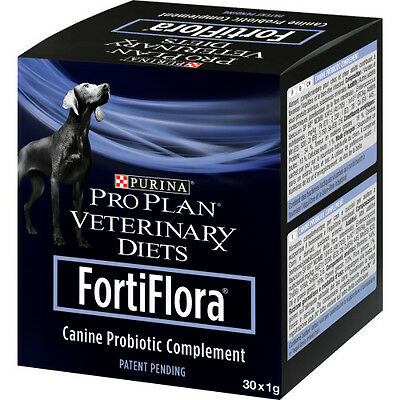 PURINA VETERINARY DIETS Fortiflora Canine Supplement 1g x 30