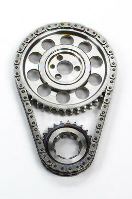 Rollmaster Double Roller Red Series Sbc Timing Chain Set Part Number Cs1040