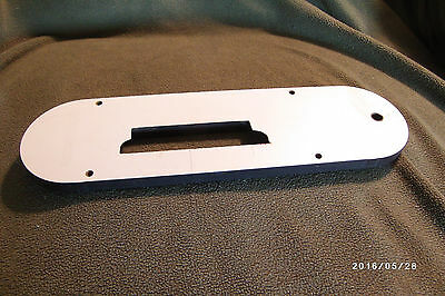 """Pro-Clearance Table Saw Insert JT-1m Powermatic #64 10"""" saws"""