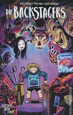 Backstagers (2016) #4 VF