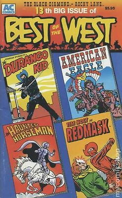 Best of the West (1998 AC Comics) #13 VF