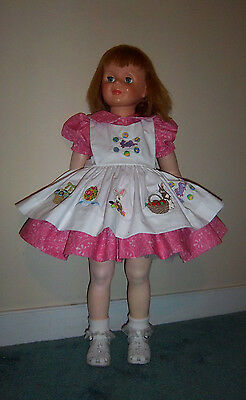 "Pretty Easter Special Dress Set For Patti PlayPal Doll ""By Berta"""