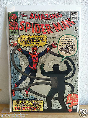 Amazing Spider-Man 3 Origin 1St Appearance Doctor Octopus Human Torch Appearance