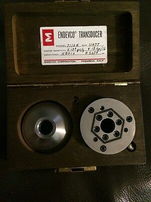 Endevco Impedance Head Model 2110e