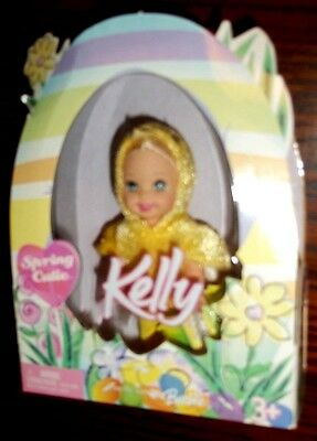 Barbie Tori Kelly Doll Spring Cutie4 Inch Yellow Chick Outfit 2005 New