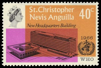 ST. KITTS-NEVIS 178 (SG162) - Opening of WHO Headquarters (pa61087)