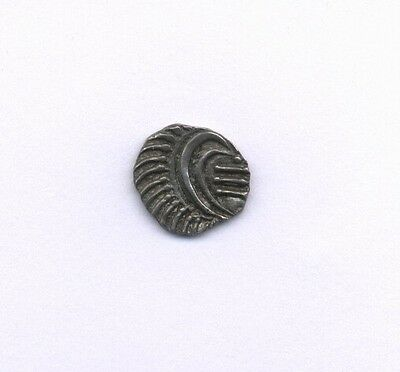 """England  Early Anglo-Saxon (600-775)  Silver """"sceat"""" Coin, Near Mint State!!"""