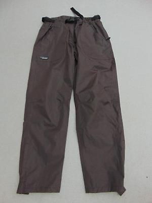 Rain Pants Ladies Size Large Chocolate Brown Wetskins New Without Tag