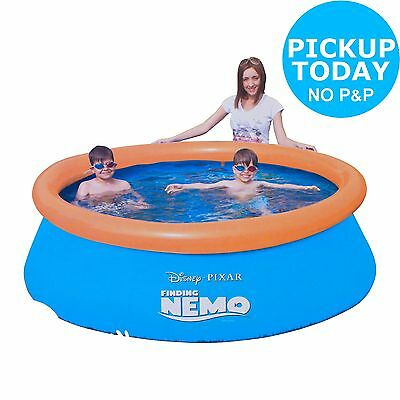 Disney Finding Nemo 3D Paddling Pool. From the Official Argos Shop on ebay