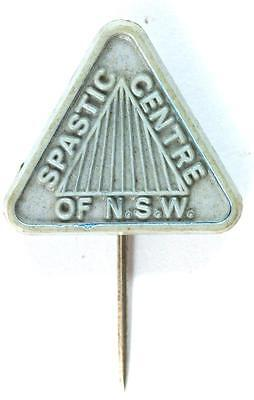 The Spastic Centre of NSW $1 Badge