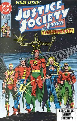 Justice Society of America (1991 1st Series) #8 FN
