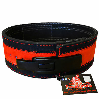 Powerhouse Performance 10mm lever version 2, Weight Lifting belt, powerlifting