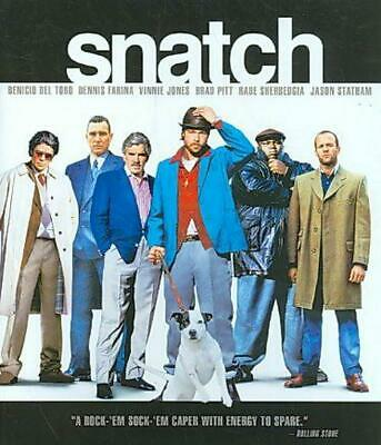 Snatch - Blu-Ray Region 1 Free Shipping!