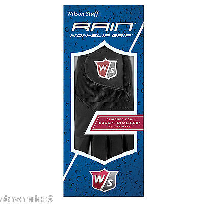 A Pair Of Wilson Ladies Rain Golf Gloves. Size Medium.