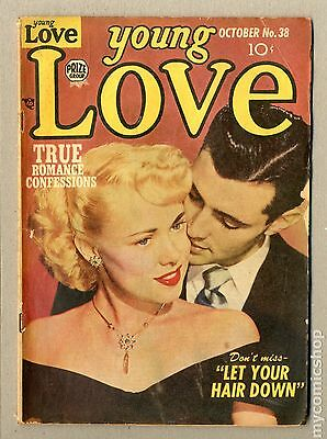 Young Love (1949-1957) #38 GD 2.0 LOW GRADE