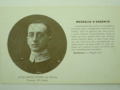 Military Machine Gunners-Genoa Famous People Acquarone-Oq2-S42808