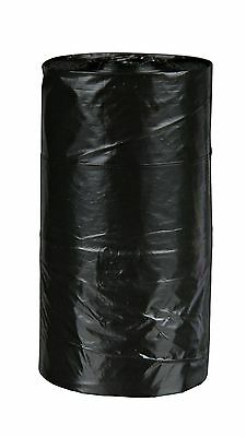 Medium Trixie Dog Dirt Bags - 20 Dog Poo Bags On A Roll 2332 (Multi Buy) BLACK