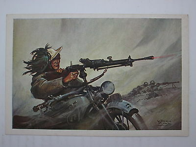 Military-Machine Gunners-Gunners-Ol4-X83083