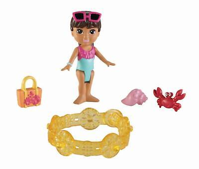 Dora & Friends Dora Magic Adventure Charms - Beach Adventure Dora - CDR99 - New