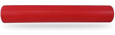 Trigger Point Foam Roller Grid Sports Massage Exercise Yoga Physio 90cm Red