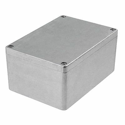 Aluminium Casing Box Elektronik Power supply Mounting Distribution 148x108x75 mm
