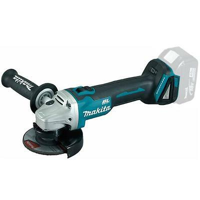 Makita Dga454Z 18 Volt 115Mm Cordless Brushless Lithium Ion Angle Grinder (Bare)
